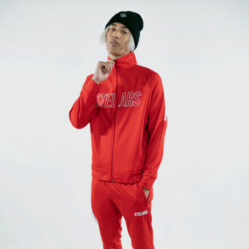 Red Line Tracksuit Jacket