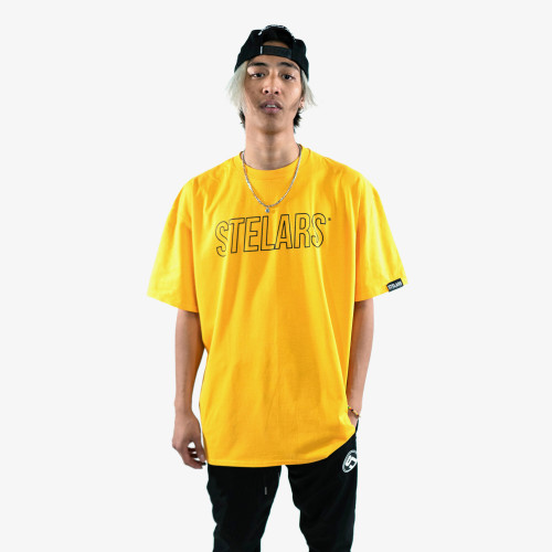 Yellow Line T-shirt