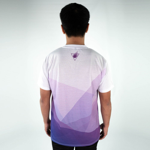 WHITE TRIANGLE TSHIRT
