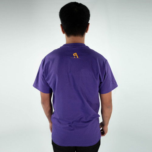 Purple Line Tshirt